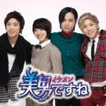 韓国ドラマ「美男<イケメン>ですね」はHuluやNetflixでは視聴ができない?